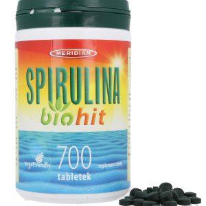 Biohit Spirulina 700 tabletek